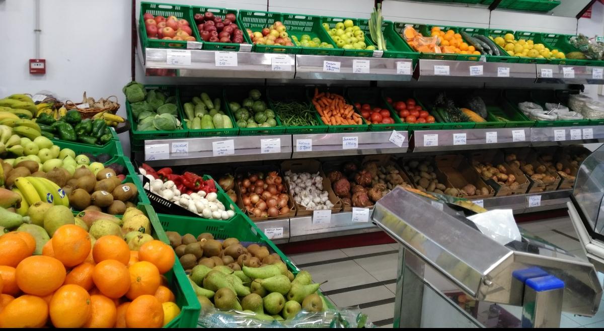 Frutas y Hortalizas de laCooperativa